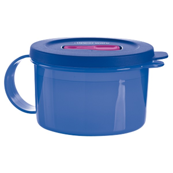 Tupperware products CRYSTALWAVE® PLUS SOUP MUG 9.00