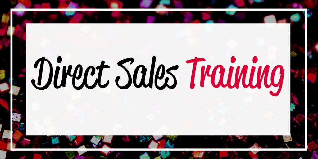 direct sales training
