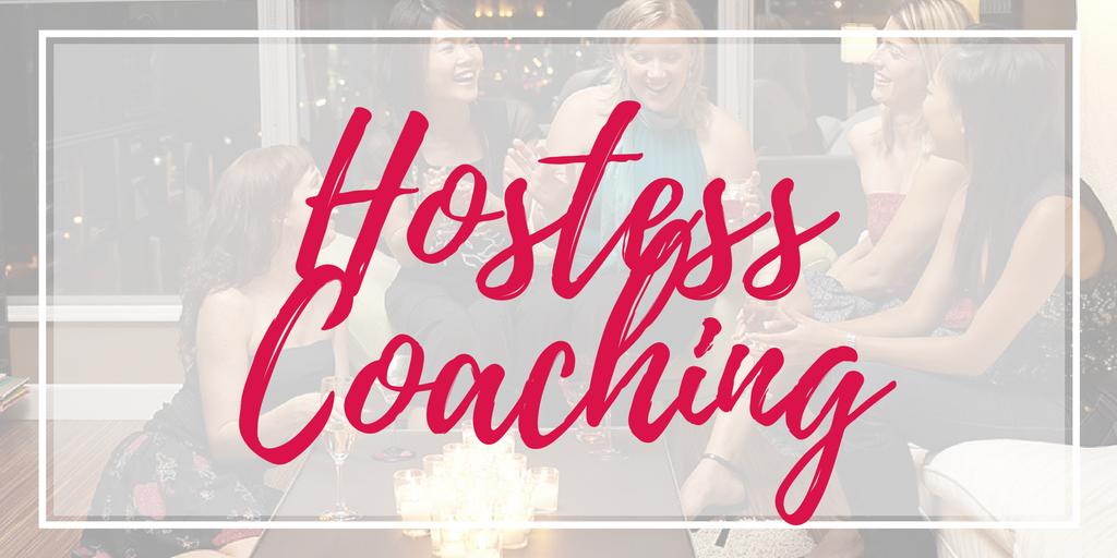 direct sales hostess coaching