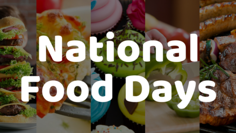 National food days list