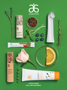 Arbonne Fall 2018 products catalog healthy skin care www.homepartymarketplace.com