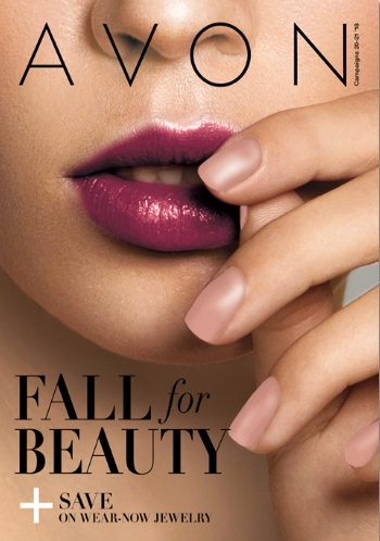Avon Fall 2018 catalog fall for beauty skin care skin so soft makeup www.homepartymarketplace.com