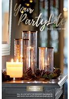 Partylite 2018 Fall Holiday catalog