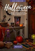 Partylite Halloween 2018 catalog