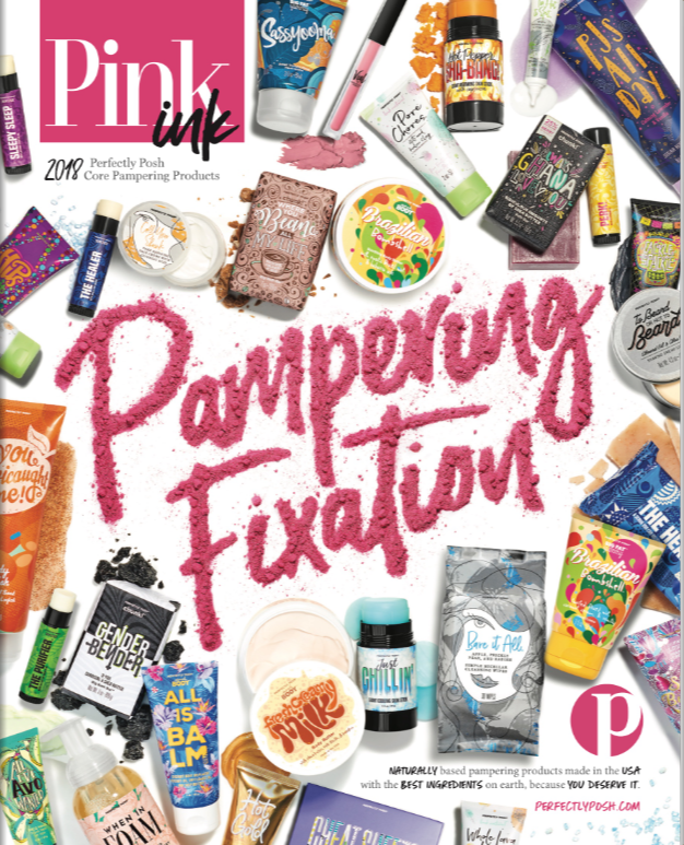 Perfectly Posh core Fall 2018 catalog