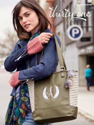 Thirty-One Fall 2018 catalog
