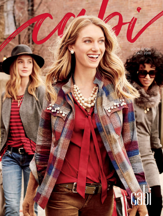cabi Fall 2018 catalog