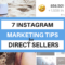 Instagram Marketing Tips for Direct Sellers All Year Long