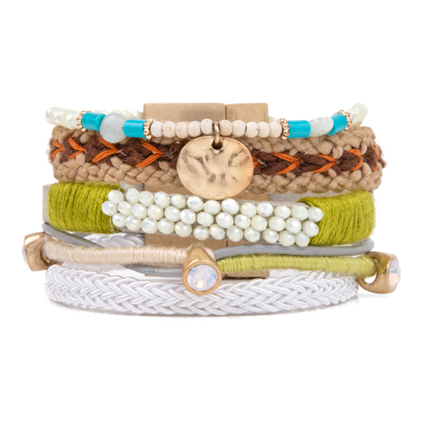 Elise Bracelet by Plunder Design