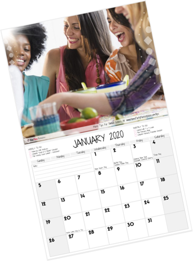 direct sales marketing calendar 2020