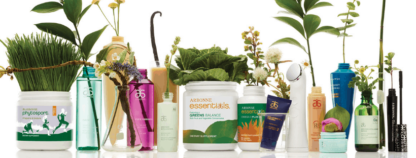Find Arbonne consultant representative beauty products