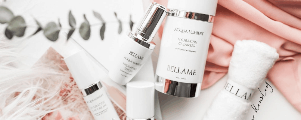 Find Bellame consultant products list 1000 x 400