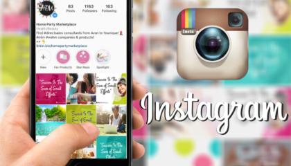 Instagram Follow create story highlight