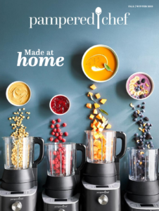 2019 Pampered Chef fall winter catalog