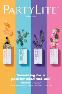 2020 Partylite spring catalog