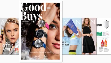 2020 Avon summer current catalog