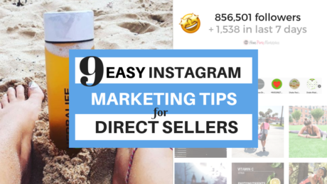 instagram marketing tips holiday season direct sales seller