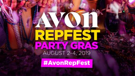 Avon Repfest 2019 - Annual Meeting - New Orleans, LA