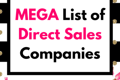 HPM Mega list of direct sales companies get listed find representative consultant 1080x1080